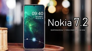 Nokia 7.2 First Look, Release Date, Design, Key Specifications, 6GB RAM, Triple Cameras