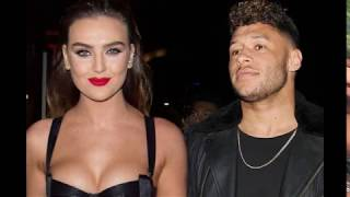 Perrie Edwards and Alex Oxlade Chamberlain Best Moments