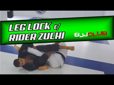 🆕 LEGLOCK com Rider Zuchi  🏼 👉 Jiu Jitsu - BJJCLUB