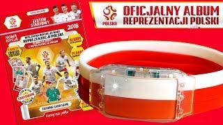 Multi Pack • Oficjalna Kolekcja Kart Reprezentacji Polski • Bransoletka Kibica