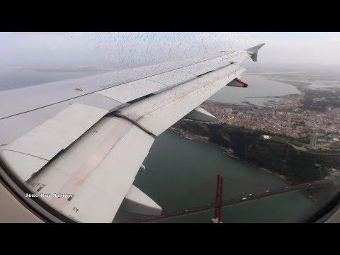 Voo TP Lisboa para Madeira regressa à origem mau tempo no Aeroporto Cristiano Ronaldo