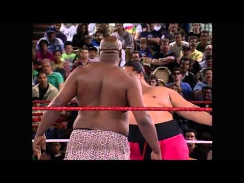 Yokozuna vs Kamala HD - Mai 1993