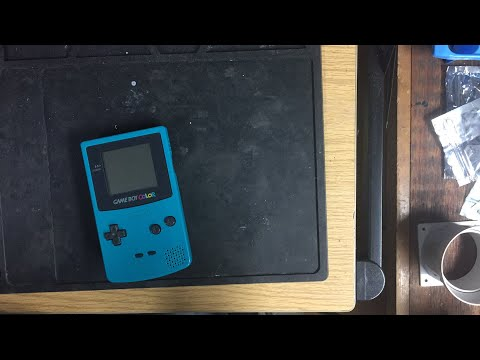 Gameboy Color no sound fix