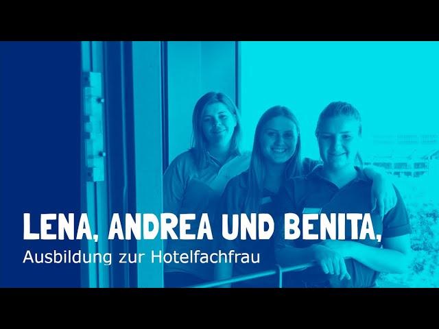 Ausbildung zur Hotelfachfrau / zum Hotelfachmann bei der Kongress Dortmund GmbH (Westfalenhallen)