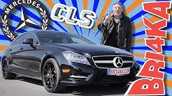 Mercedes CLS W218| II Gen | Test and Review| Bri4ka.com