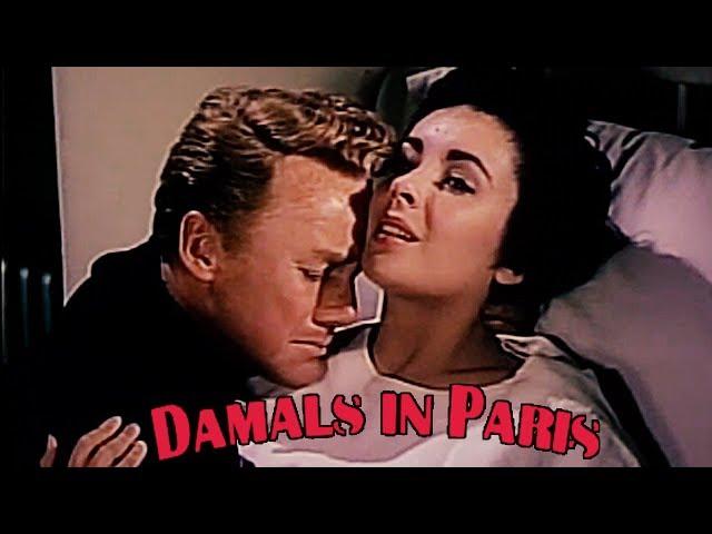 Damals in Paris (Liebesfilm Klassiker in voller Länge auf Deutsch, ganzes Liebesdrama)