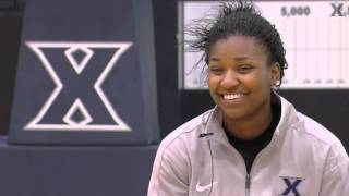 Meet the Musketeers - Marquia Turner