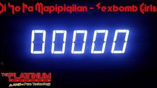 (PH Karaoke) Di Ko Na Mapipigilan - Sexbomb Girls