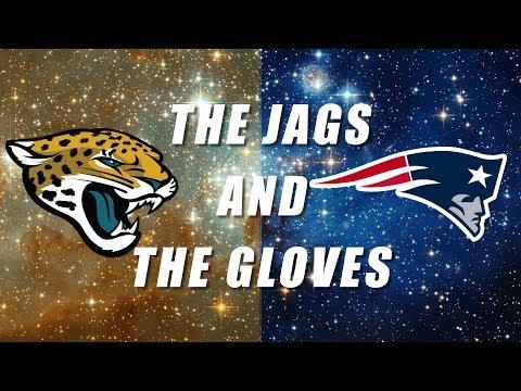 Jacksonville Jaguars vs New England Patriots AFC Championship