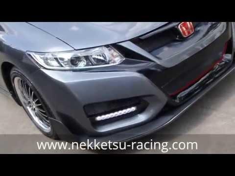 ชุดแต่ง Civic FB ทรง Type R 2015 by NEKKETSU racing.