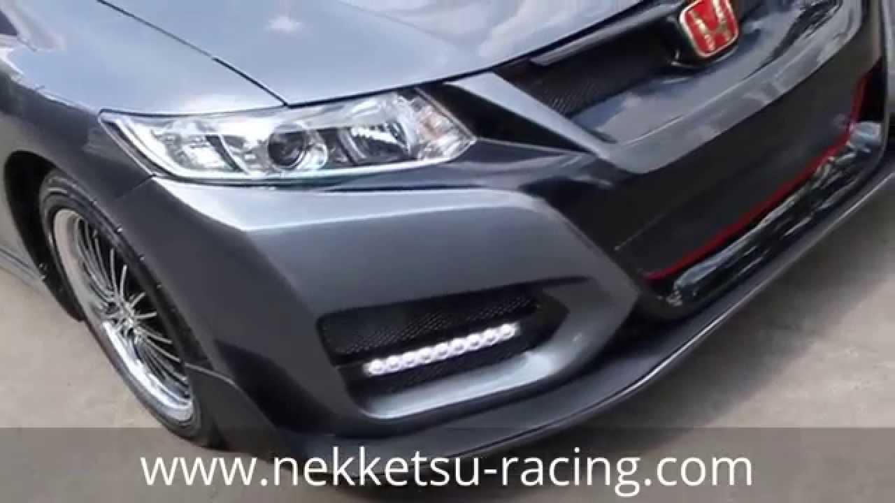 civic fb type    nekketsu racing youtube