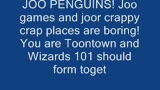 Why Club Penguin Sucks-Just facts, No Hurtful Opinons