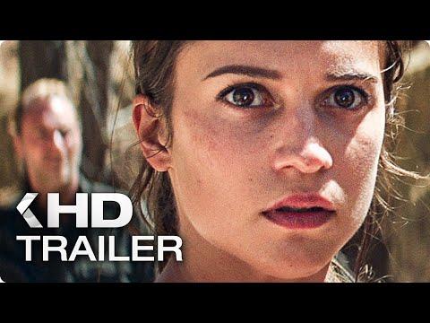 TOMB RAIDER Trailer 2 German Deutsch (2018)