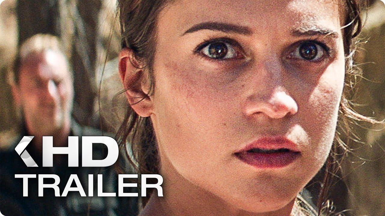 Download TOMB RAIDER Trailer 2 German Deutsch (2018)