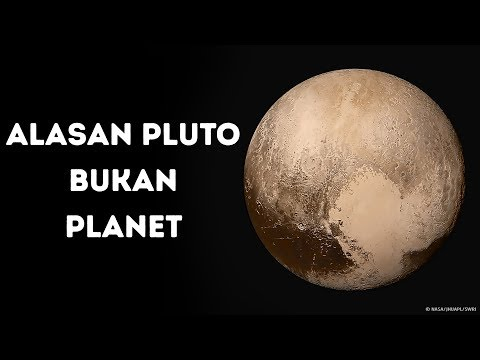 Inilah Alasan Pluto