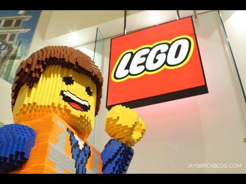 A Tour Of The Sydney LEGO Store @ Bondi Junction