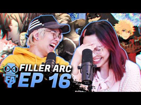 THE FILLER ARC 16