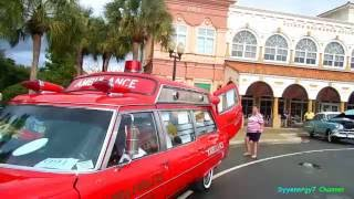 1972 Cadillac Ambulance