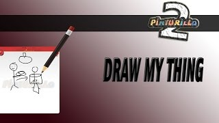 ALYAS ROBINHOOD - Draw my thing | Pinturillo2 (tagalog)