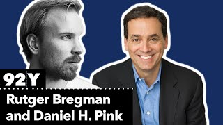 Humankind: A Hopeful History: Rutger Bregman and Daniel H. Pink