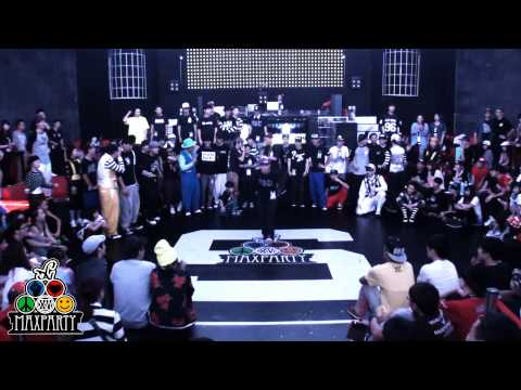 MAX PARTY XV - Battle - LOCKING SIDE - 2nd Audition