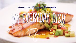 Pan-seared Salmon W/ Tatyana Nesteruk | My Everyday Dish