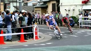 2010.5.20ツアーオブジャパン堺ステージTT前に行われた実業団レース.
