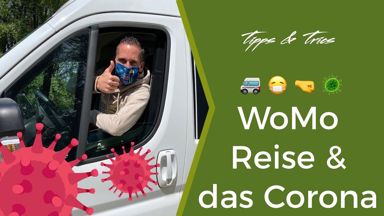 """Wohnmobil Corona News - Reisen mit der """"neuen Normalität"""""""