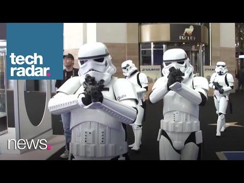 TechRadar Talks - Star Wars Goes Digital, But Is That A Good Thing?