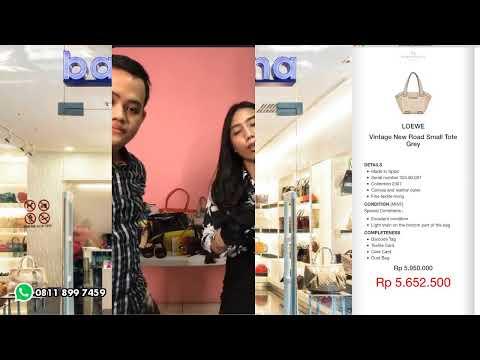 Banananina Virtual Shopping @Youtube (June, 02, 2020)