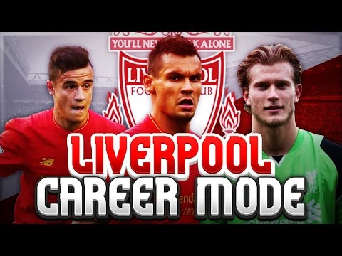 FIFA 17 LIVERPOOL CAREER MODE | EPISODE #1 | TRANSFERS + PRE SEASON TOUR!
