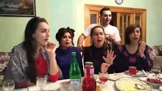 Супер исполнение Сары гялин (Sari Gəlin) - популярный азербайджанский ансамбль «Гая»