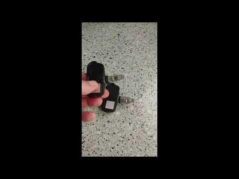 Замена вентилей датчиков давления в шинах