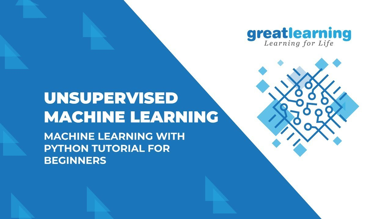 Unsupervised Machine Learning [Part 4] | Machine Learning With Python  Tutorial for Beginners