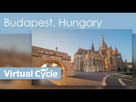 Budapest, Hungary – HD Tourist Guide & Indoor Workout Video