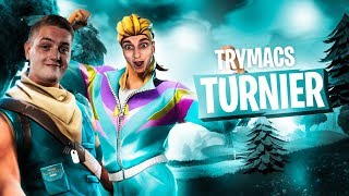 DAS TRYMACS TURNIER in Fortnite Battle Royale | Pain