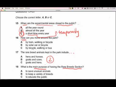 IELTS Book 8: Listening Test #2 – Answers with step-by-step reasons