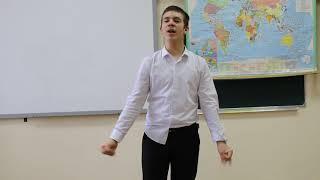 Нестеров Святослав Михайлович, с. Рагули, 14 лет, К. Мелихан Заслуженная оценка