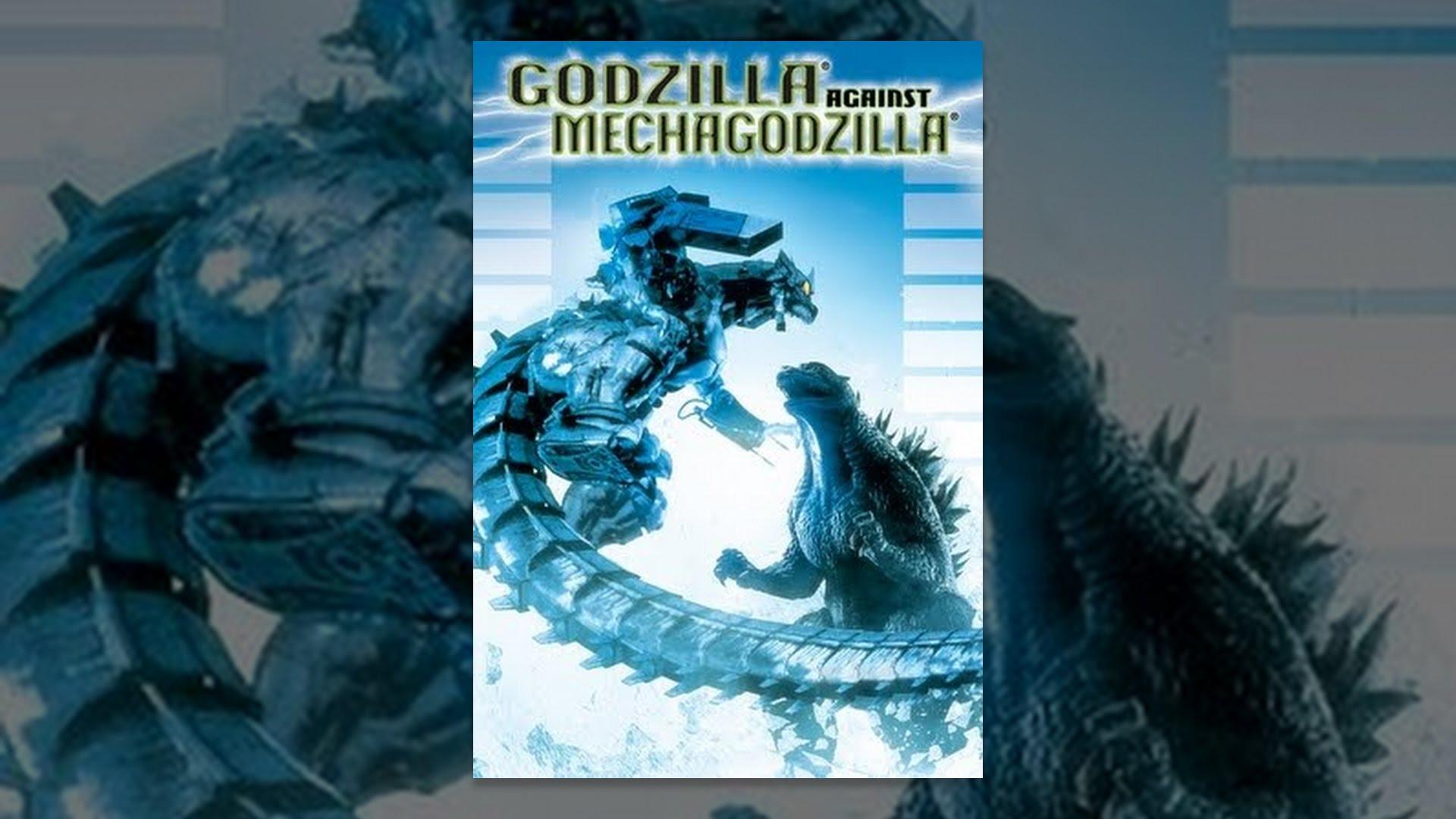 Mechagodzilla 2012 Godzilla Agains...