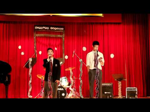 TSSS Singing Contest Final --- Gravity --- Uptown Girl