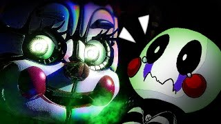 Marionette Plays: Five Nights at Freddy's: Sister Location for The First Time