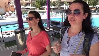 ЕГИПЕТ 2019 ДЕНЬ ВЛЮБЛЁННЫХ в Али Бабе О минусах отеля Ali Baba Hurghada Egypt