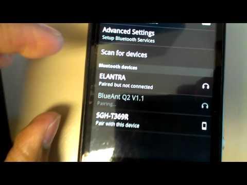 BLUEANT Q2 V1.1 DRIVER UPDATE