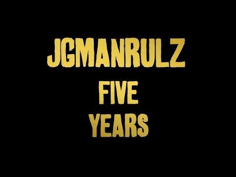 JGManRulz Five Year  Anniversary  - 01 Opening Montage