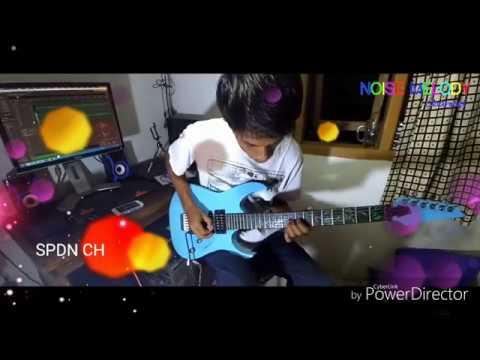 Mahal Meggy Z Cover Gitar HD