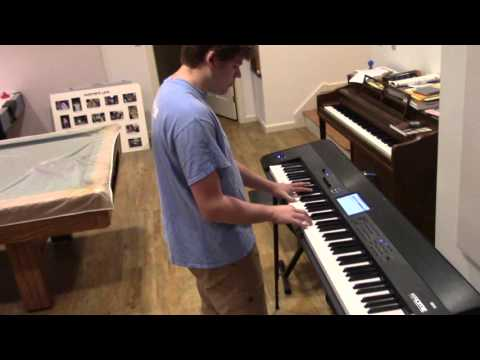 """WWE Theme Song Piano Covers: Jack Swagger-""""Patriot"""""""