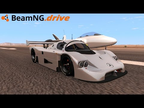 BeamNG.drive - FASTER THAN A JET