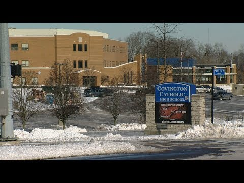 Covington Catholic High School to reopen Wednesday with police detail