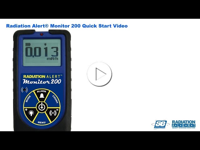 Monitor 200 Quick Start Video
