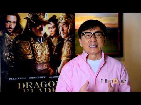 VIDEO: Jackie Chan Speaking Pidgin, Hausa, Igbo & Yoruba For His Movie Release In Nigeria